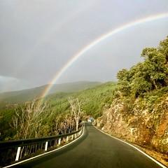 Rainbow, Trevélez, Granada