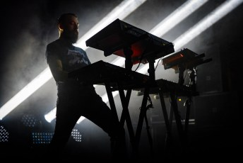 Carpenter Brut at The Fillmore Silver Spring in Silver Spring, MD on December 5th, 2018