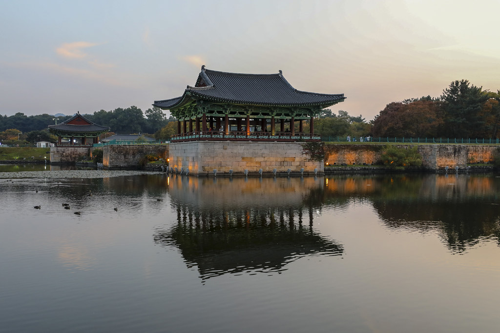 東宮, 月池, 雁鴨池, 慶州, 徐羅伐, 韓國, 南韓, 大韓民國, Donggung Palace, Wolji Pond, Gyeongju, South Korea, Republic of Korea, ROK, Daehan Minguk, 동궁과, 월지, 안압지, 경주시, 대한민국