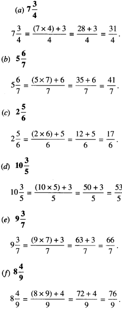 NCERT Solutions for Class 6 Maths Chapter 7 Fractions 19