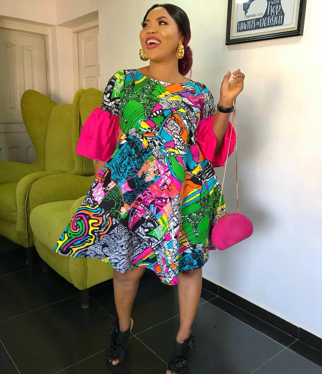 BEAUTIFUL ANKARA STYLES 2019 SUITABLE FOR YOUR EVENTS! 3