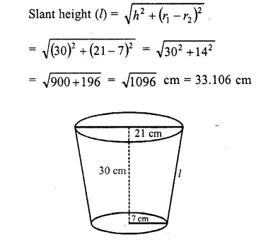 RD Sharma Class 10 Solutions Chapter 14 Surface Areas and Volumes  RV 59