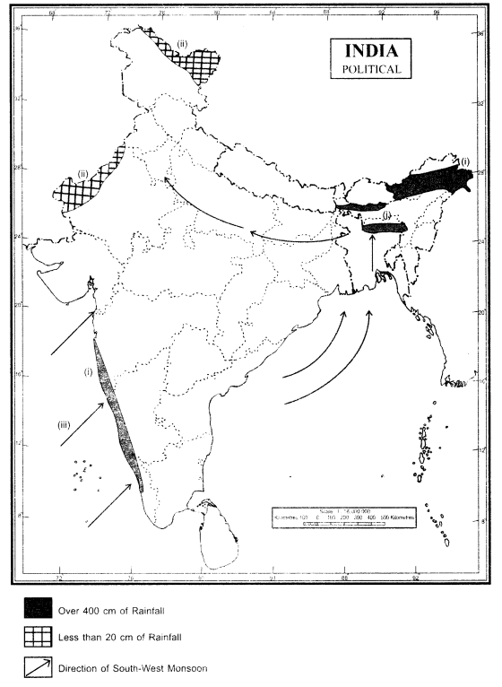 NCERT Solutions for Class 9 Social Science Geography Chapter 4 Climate