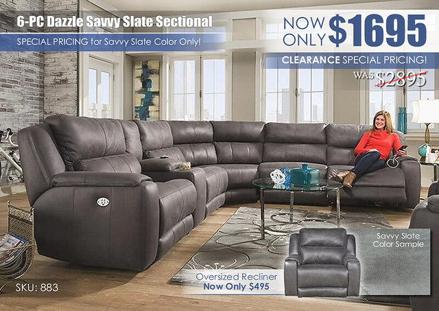 Dazzle Sectional_2018_LimitedTimeSpecialSavvySlate_Update