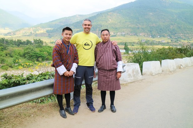 Viaje a Bután