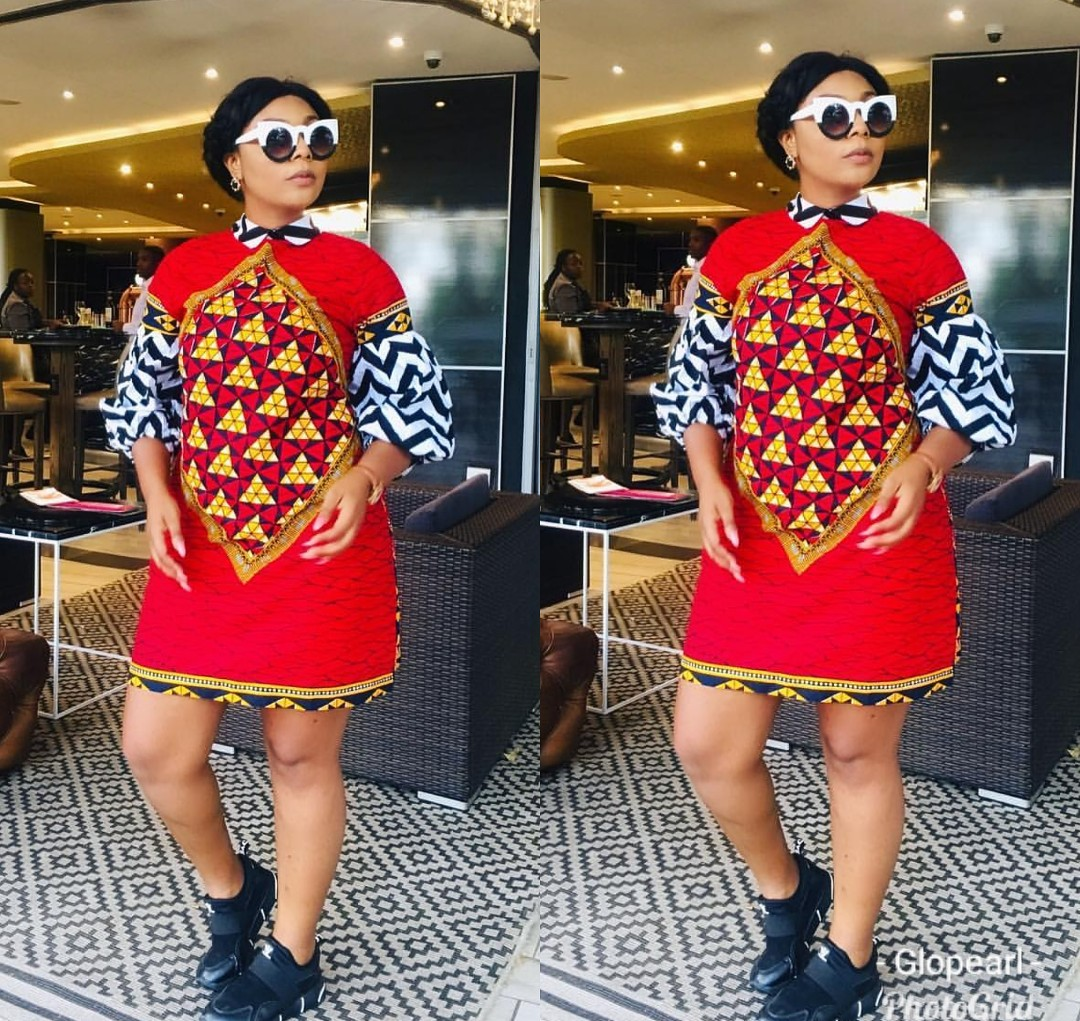 FASHIONABLE NIGERIAN GOWN 2019 DESIGNS IS EVERY WOMAN'S DREAM. 4
