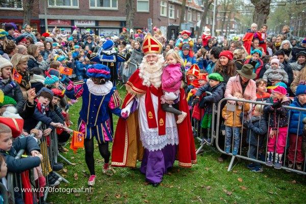 Sinterklaas intocht Benoordenhout – Den Haag 2018