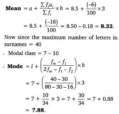 NCERT Solutions for Class 10 Maths Chapter 14 Statistics 54