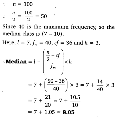 NCERT Solutions for Class 10 Maths Chapter 14 Statistics 53