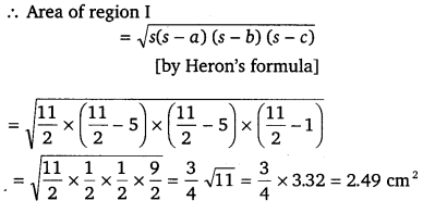 NCERT Solutions for Class 9 Maths Chapter 12 Heron's Formula 13