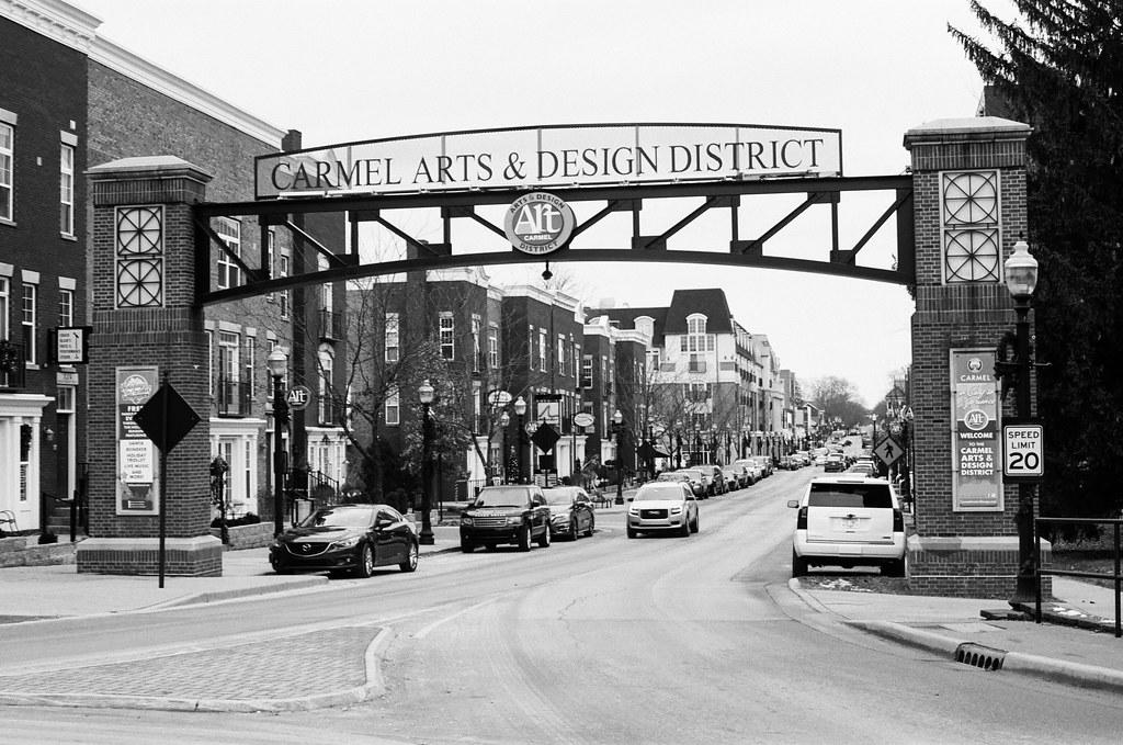 Carmel Arts and Design District