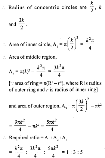 RD Sharma Class 10 Solutions Chapter 13 Areas Related to Circles Ex 13.1 20a