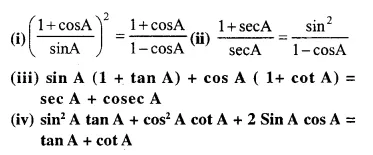 Selina Concise Mathematics Class 10 ICSE Solutions Chapterwise Revision Exercise 96
