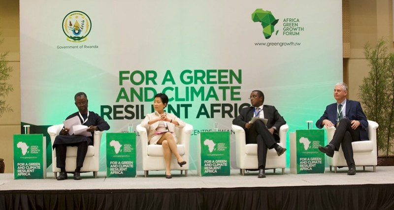 High Level Policy Dialogue on Green Growth and Climate Resilience Strategy & Launch of NDC Partnership Plan