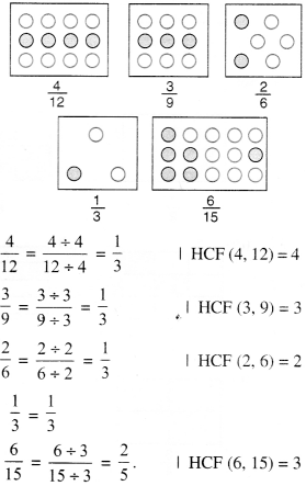 NCERT Solutions for Class 6 Maths Chapter 7 Fractions 24