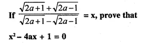 Selina Concise Mathematics Class 10 ICSE Solutions Chapterwise Revision Exercise 34