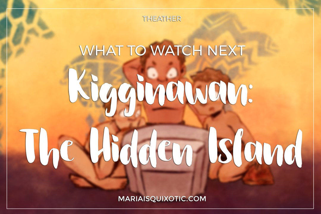 Kigginawan: The Hidden Island