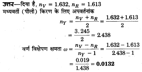UP Board Solutions for Class 12 Physics Chapter 9 Ray Optics and Optical Instruments VSAQ 41