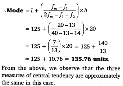 NCERT Solutions for Class 10 Maths Chapter 14 Statistics 38
