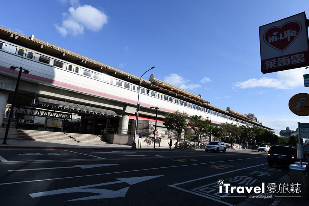 北投雅樂軒飯店 Aloft Taipei Beitou (4)