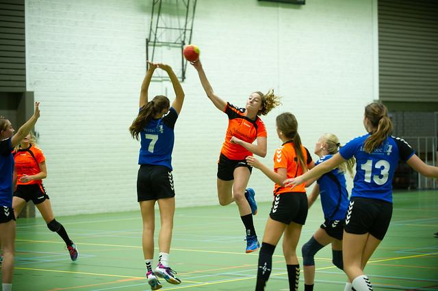 Jeugdhandbal HVMIC 11-18