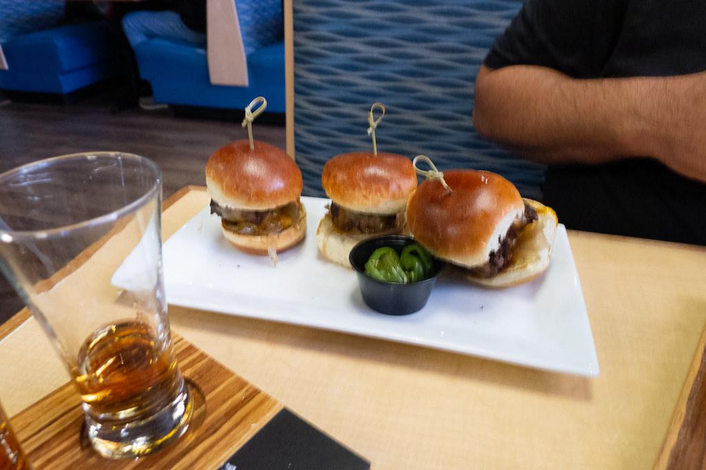 Bourbon Tasting at Grill Marks-011