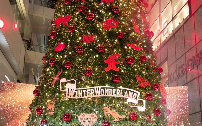 Winter Wonderland at Emquartier