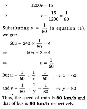 NCERT Solutions for Class 10 Maths Chapter 3 Pair of Linear Equations in Two Variables e6 2e