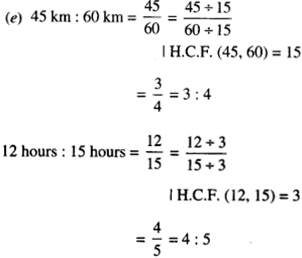 NCERT Solutions for Class 6 Maths Chapter 12 Ratio and Proportion 54