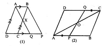 ML Aggarwal Class 9 Solutions for ICSE Maths Chapter 13 Rectilinear Figures  ex 14