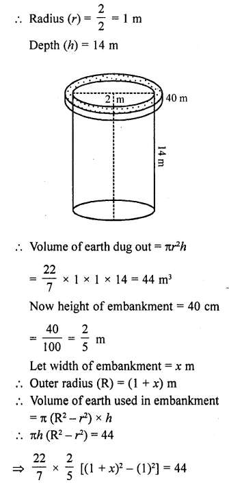 RD Sharma Class 10 Solutions Chapter 14 Surface Areas and Volumes Ex 14.1 30