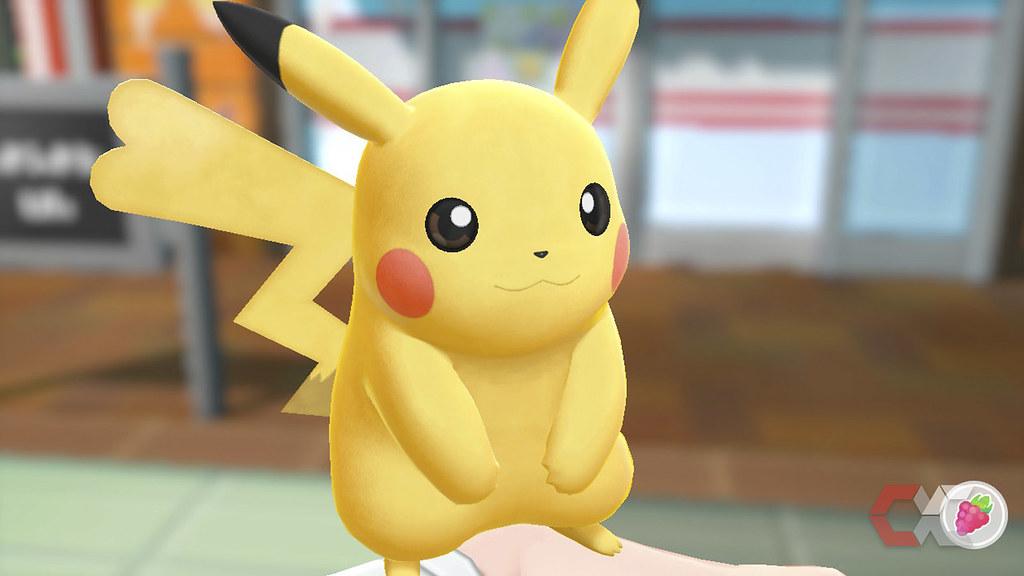 Review Pokemon Let s Go- OverCluster 01