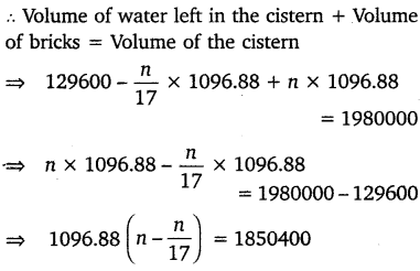 NCERT Solutions for Class 10 Maths Chapter 13 Surface Areas and Volumes 51