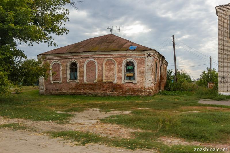 Старый дом, Воронежская область