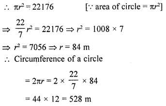 RD Sharma Class 10 Solution Chapter 15 Areas related to Circles