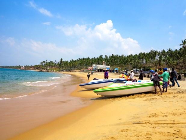 Playas en Kerala