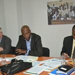 Rencontre entre le SI et les partenaires au développement 06 nov 2018