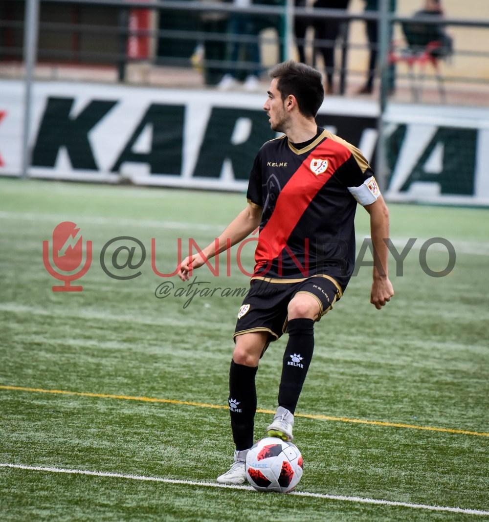 Tres Cantos 2-0 Rayo B