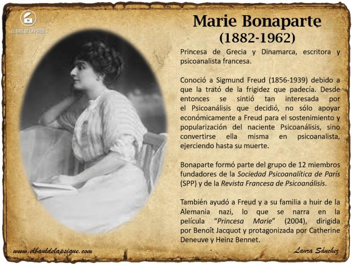 El Baúl de los Autores: Marie Bonaparte