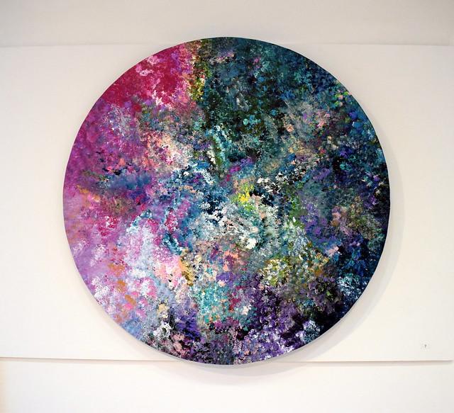 Rachel McBride Visual Artist - 'Brush it Off'