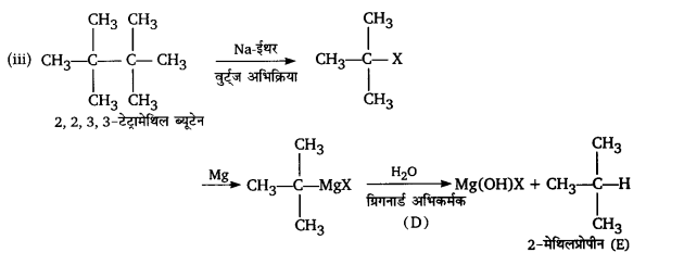 UP Board Solutions for Class 12 Chapter 10 Haloalkanes and Haloarenes Q.9.3
