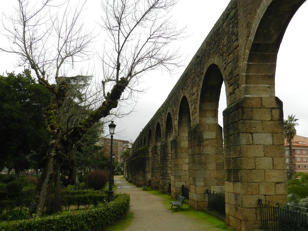Acueducto de San Anton Plasencia Caceres 01
