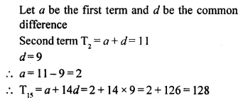 Selina Concise Mathematics Class 10 ICSE Solutions Chapterwise Revision Exercise 46