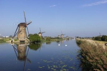 Kinderdijk / Nederland