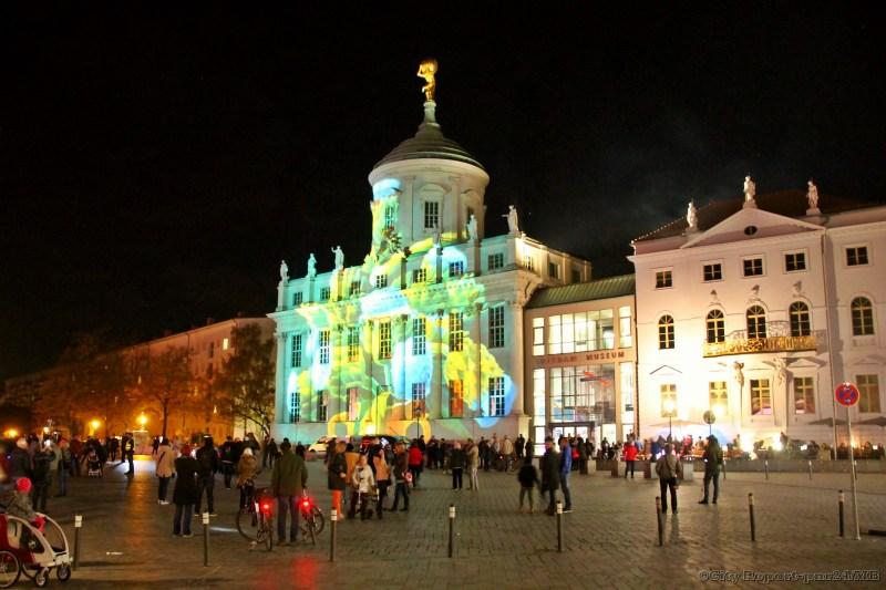 3. Potsdamer Lichtspektakel