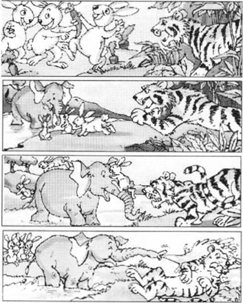 NCERT Solutions for Class 2 English Chapter 8 Rain 28