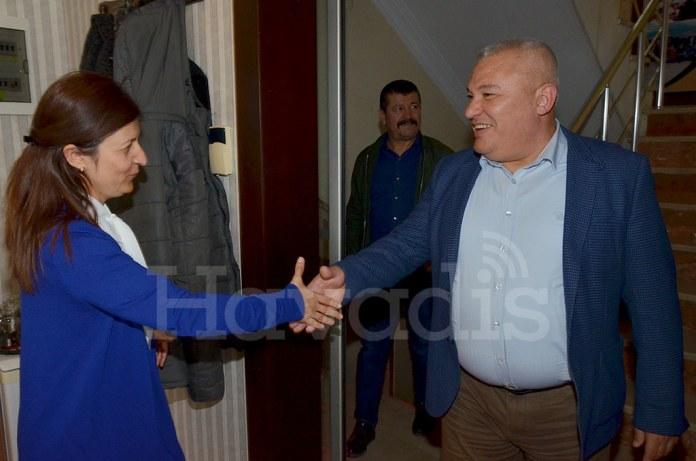 Gaye Coşkun, Mehmet Şahin