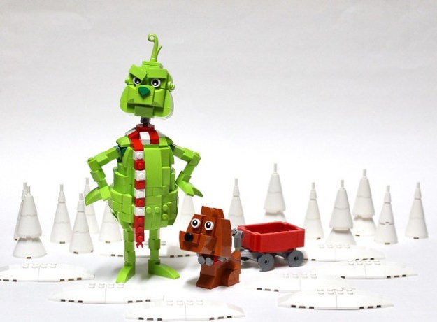 Grinch and Max