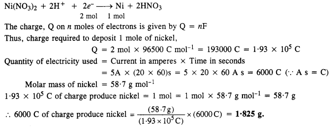 NCERT Solutions for Class 12 Chemistry Chapter 3 Electrochemistry 27