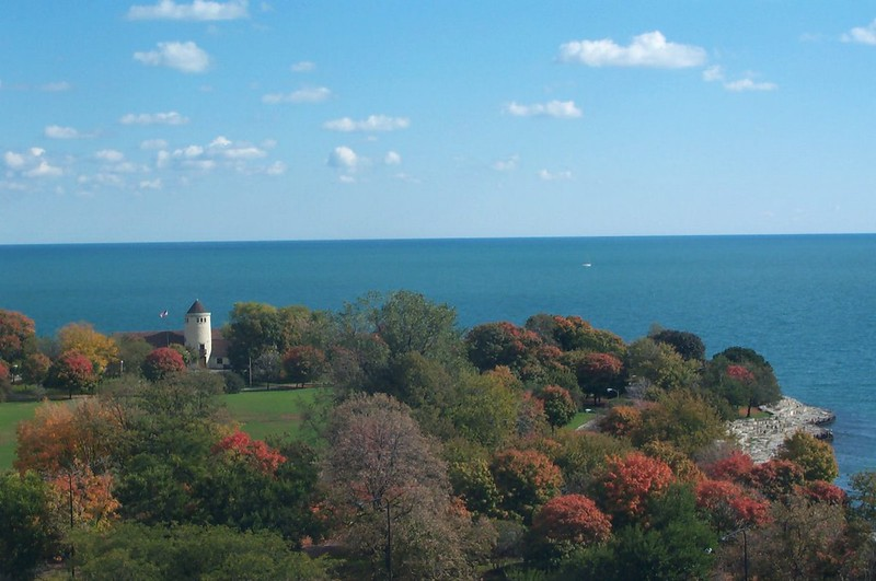 Promontory Point, Hyde Park, Chicago